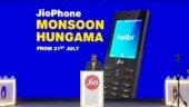 Jio Monsoon Hungama offer will let you buy new JioPhone for just Rs 501, here are details