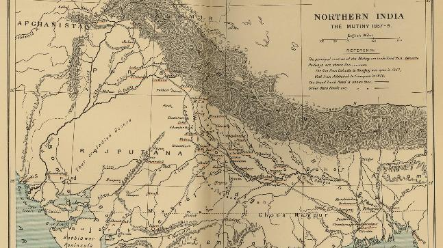 How India was measured: Story of the Great Trigonometrical