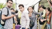 Harrowing time for commuters as Delhi Metro gets stuck