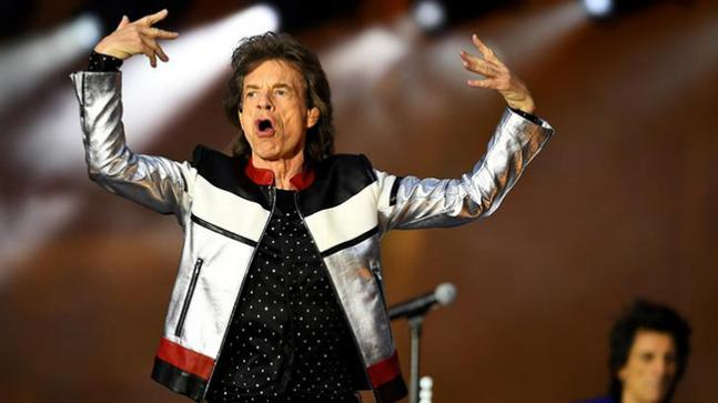 Celebrating Mick Jagger, the rock 'n' roll king of Rolling