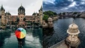 Mumbai and Udaipur monsoon travel Photo: instagram/thingstodoinbombay ; instagram/udaipurblog
