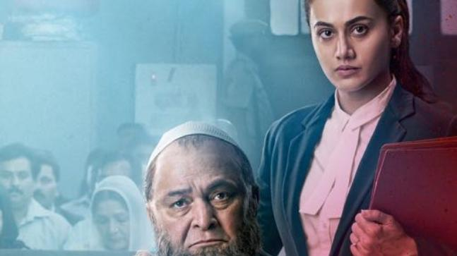 The trailer of Rishi Kapoor and Taapsee Pannu's Mulk is out.