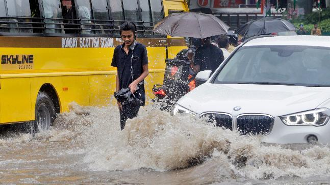 Four Days Of Constant Rains Have Disrupted Life In Mumbai Ap P O