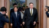 North Korea says US attitude gangster-like after Pompeo talks tough