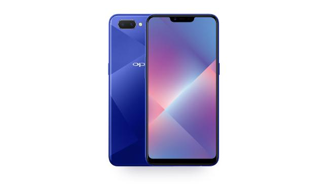 33888c0c8 Oppo has quietly launched the Oppo A5 smartphone in China. The latest  mid-range handset was recently spotted on Chinese site TENAA