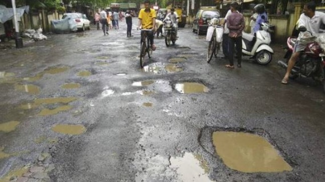 Thane potholes: Police sends letters to civic authorities asking