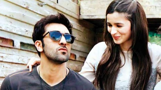 Ranbir kapoor turns photographer for girlfriend alia bhatt in ranbir kapoor and alia bhatt are shooting for brahmastra in bulgaria thecheapjerseys Images