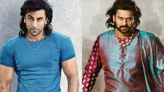 Ranbir Kapoor's Sanju beats Prabhas's Baahubali 2 at the box office.