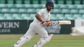 Rishabh Pant shines bright for India A after maiden Test call-up