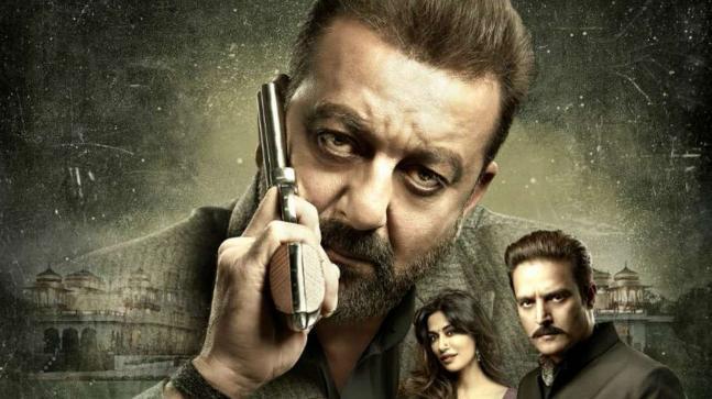 Sanjay Dutt and Jimmy Sheirgill's Saheb Biwi Aur Gangster 3 has hit the screens.