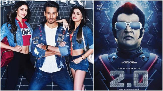 Student Of The Year 2 has now been pushed to May 2019 probably to avoid losing out on box-office numbers because of 2.0