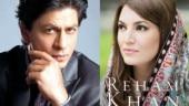 Shah Rukh Khan a rare man, Reham Khan in autobiography