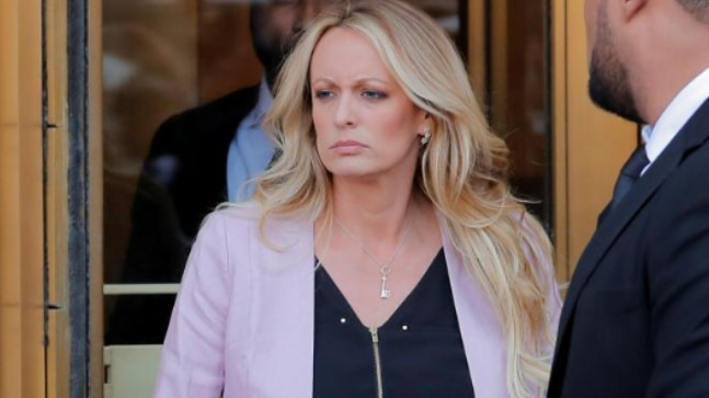 Stormy Daniels' husband files for divorce in Texas, calls her a cheater