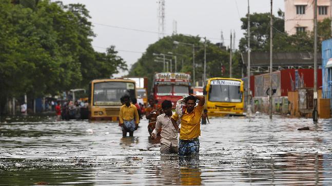 Tamil Nadu Disaster Management Authority