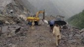 2 dead, several feared trapped after cloudburst in Uttarakhand's Chamoli