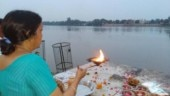 As Yamuna awaits revival, locals pray to the river to save itself