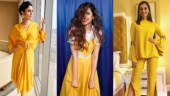 Deepika to Manushi: Yellow is your go-to colour this monsoon