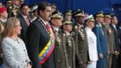 Venezuelan President Nicolas Maduro escapes drone attack