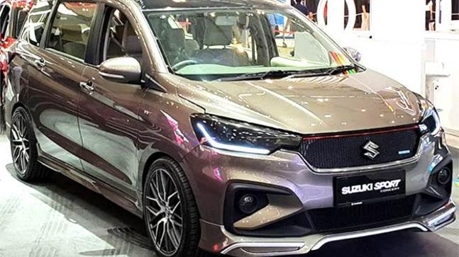 Suzuki Ertiga Sport Image Leaked Ahead Of Official Unveil Auto News
