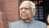 When Somnath Chatterjee was Lok Sabha speaker without a party