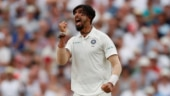 This was Ishant Sharma's eighth five-wicket haul in Tests