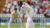 Virat Kohli scored his 22nd hundred in the first innings of the Edgbaston Test