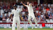 3rd Test: James Anderson takes 100th wicket vs India with last ball of Day 1