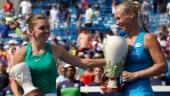 Cincinnati Open: Kiki Bertens stuns world number one Simona Halep in final