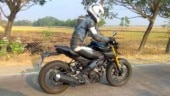 2019 Yamaha Xabre 150 spotted testing, new naked sports motorcycle from Yamaha
