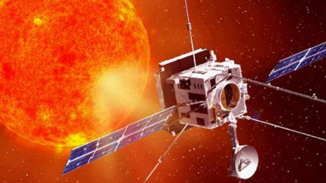 Image result for NASA's new mission is to study the Sun