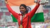 Swapna Barman won a gold medal for India in heptathlon at Asian Games 2018