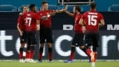 Manchester United edge past Real Madrid in International Champions Cup