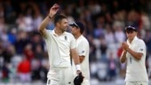 Lord's Test: India fold for 107 after Anderson 5 for 20 on rain-truncated Day 2