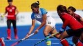 Rani Rampal scored a hat-trick as India women's hockey team thrashed Thailand 5-0
