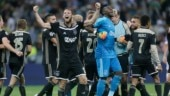 Champions League: Ajax, Young Boys and AEK qualify for group stages