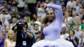 Serena Williams defeated Carina Witthoeft 6-2 6-2 in the 2nd round of US Open
