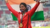 Watch: As Swapna wins historic Asiad gold, her mother is in tears, rushes to temple