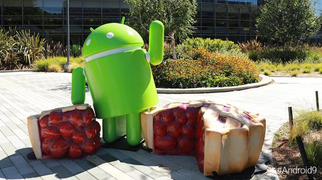 Android P is called 'Pie' and is now available for Pixel smartphones