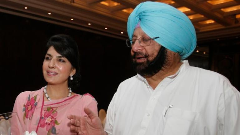 Aroosa Alam, a Pakistani defence journalist, is known as a close friend of Amarinder Singh.