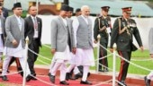PM Narendra Modi at BIMSTEC