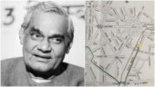 Delhi Police has issued a traffic advisory for Atal ji's final journey.