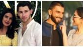 Nick Jonas and Priyanka Chopra, Ranveer Singh and Deepika Padukone