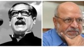Sheikh Mujibur Rahman and Shyam Benegal