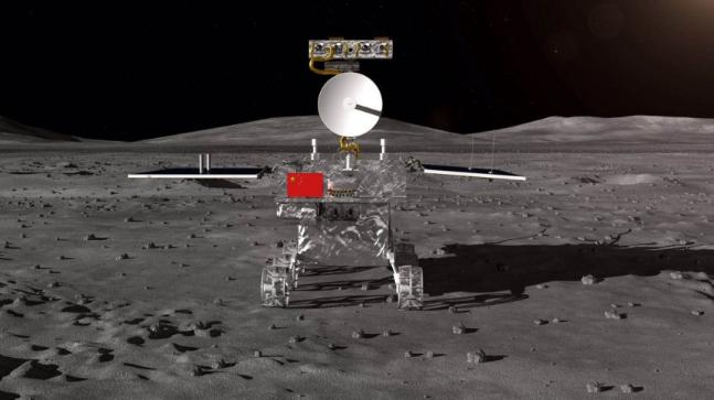 Chinese rover set to range over far side of Moon