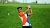 Aadil Bedi will represent India in the men's individual and team event golf tournament in Jakarta (Aadil Bedi Twitter Photo)