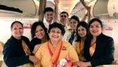 Air India pilot flies mom on last trip as air hostess. Internet in tears