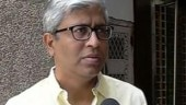 Ashutosh resigns from AAP