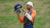 18-year-old Prithvi Shaw trains with Team India after maiden Test call-up