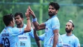 Rupinder Pal Singh has scored 12 goals so far in the Asian Games 2018 (Photo credit: Hockey India)