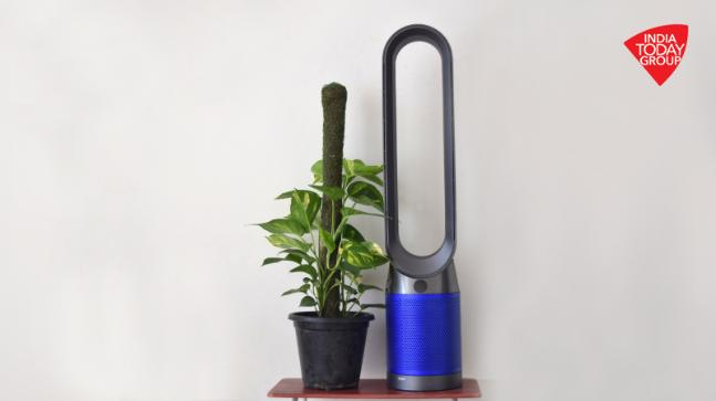 Dyson Pure Cool Air Purifier Review Elegant Efficient And Expensive Technology News